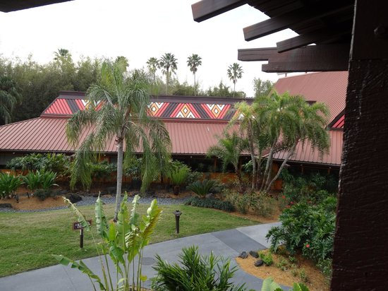 Disney's Polynesian Village Resort:                   Tokelau Standard View Room 3937