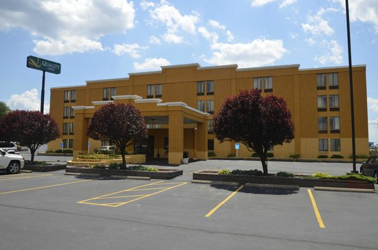 Quality Inn: Exterior Picture 2