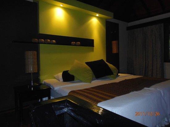 Deer Park Hotel:                   chambre