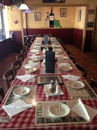 Papa Giorgio S Family Italian Restaurant