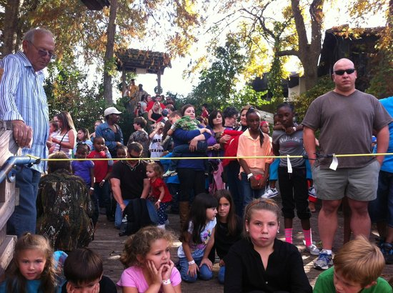 $20 Swamp Tours: huge childrens boat ride carnival on the dock