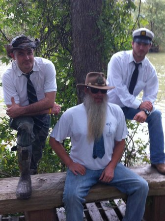 $20 Swamp Tours: Crew of Gpits and Cktail Cruises