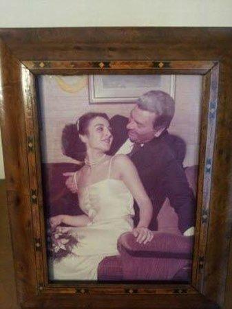كاسا راشيل:                   Rachele and husband                 