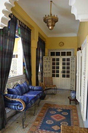 Hotel Sherazade :                   1st floor
