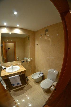 Hotel Blue Marques de San Esteban: baño