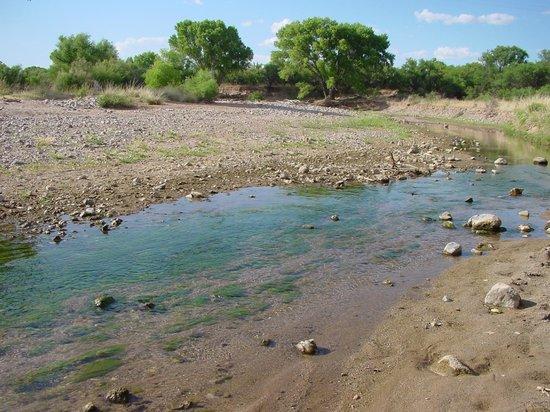 Fairbank :                   little river