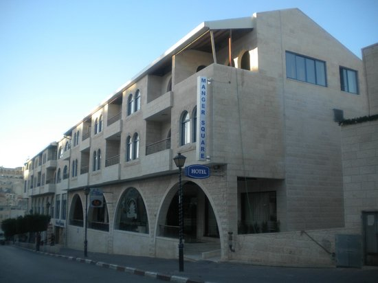 Born In A Manager Review Of Manger Square Hotel Bethlehem Palestinian Territories Tripadvisor