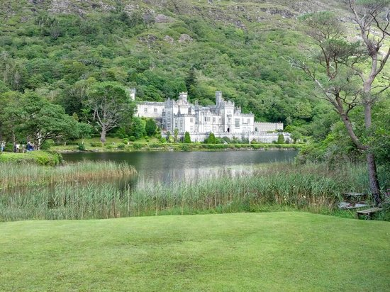 Kylemore Abbey & Victorian Walled Garden: Kylemore Abbey