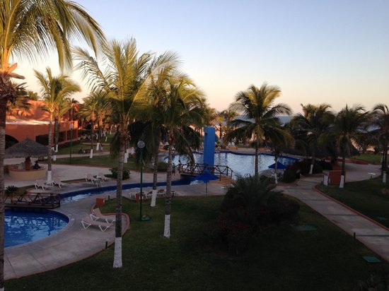 Holiday Inn Resort Los Cabos All-Inclusive:                   view from room