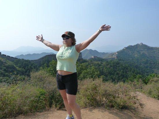 Pinggu Jiangjunguan Great Wall: MARAVILLOSOOOOO