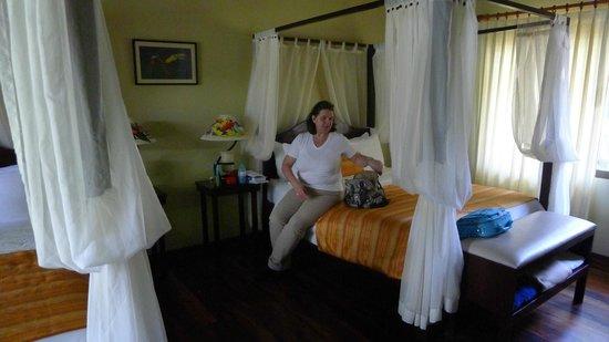 Manatus Hotel: Zimmer