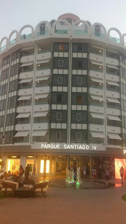 Parque Santiago III: Outside :)