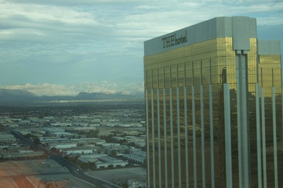 Four Seasons Hotel Las Vegas : Views