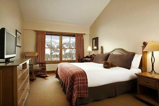 Teton Mountain Lodge & Spa- A Noble House Resort: Room in Two Bedroom Suite
