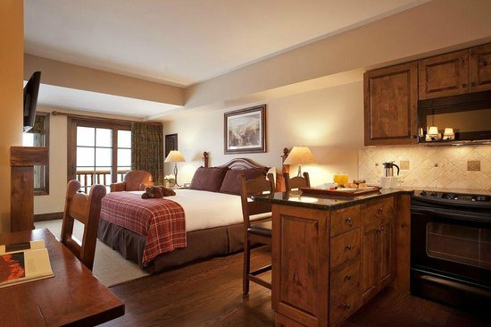 Teton Mountain Lodge & Spa- A Noble House Resort: Sundance Junior Suite