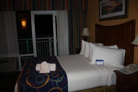 BEST WESTERN PLUS Grand Strand Inn & Suites: Our suite
