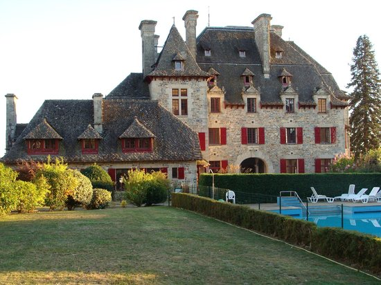 Le Chateau du Doux Photo