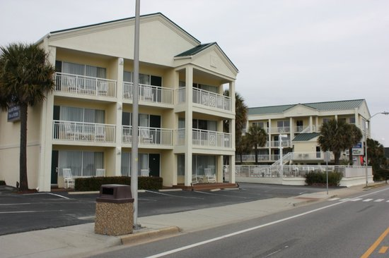 BEST WESTERN PLUS Grand Strand Inn & Suites: Hotel