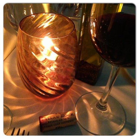 Rock House:                   Great Wine