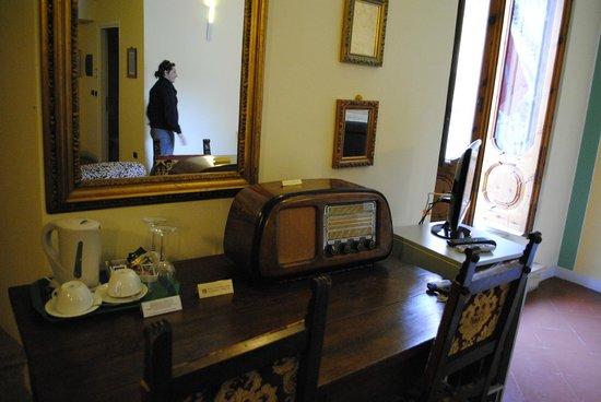 Hotel Casa Lemmi B&B: La camera