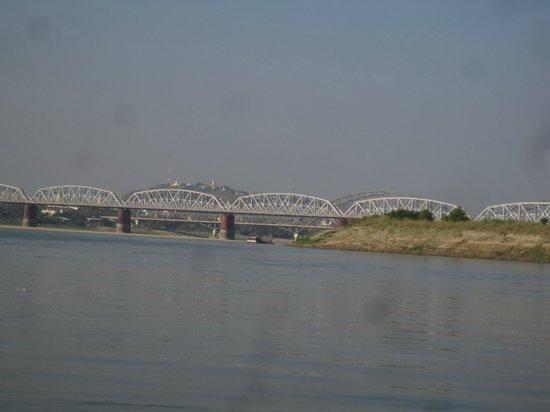 Inwa Bridge: Bridge
