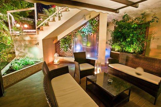 Hotel California : ZONA RELAX
