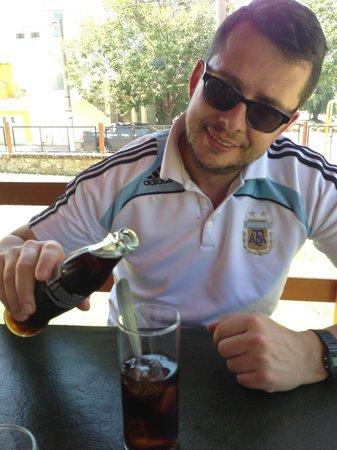 El Abrojito : Momento Fernet cob Cocacola