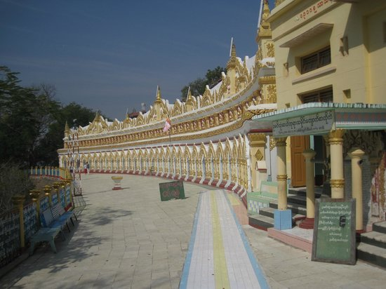 Sagaing, Myanmar:                   Beautiful