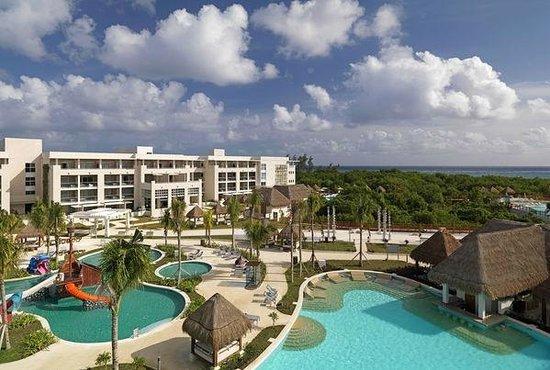 Paradisus Playa Del Carmen La Esmeralda: General Pool