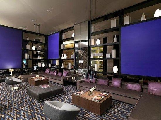 Paradisus Playa Del Carmen La Esmeralda: Welcome Lounge