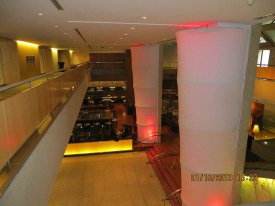 Hilton Toronto:                   View
