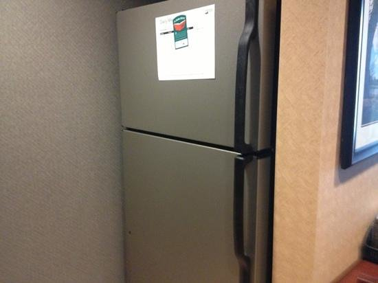Homewood Suites by Hilton Atlantic City/Egg Harbor Township:                   full size fridge