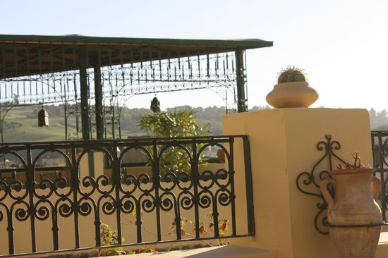 Riad Le Calife:                   Terrace - great place to relax at the end of the day