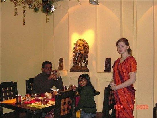 Khajuraho:                                     A N Evening to Remember