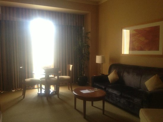 Harrah's Resort Southern California:                                     Living Rm.