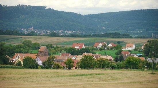 L'Ecrin des Saveurs : village