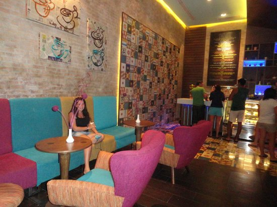 Sandos Playacar Beach Resort: Cupcake Café
