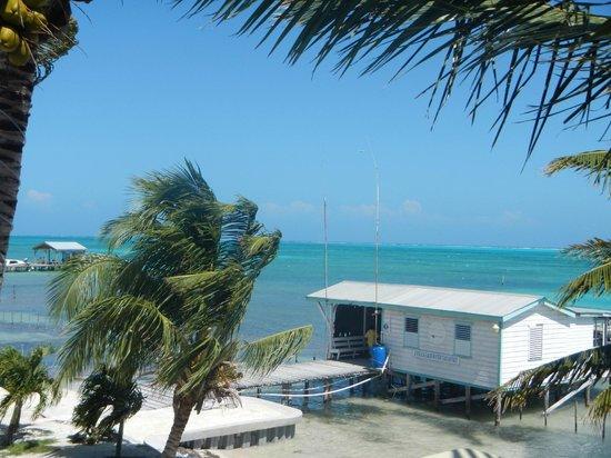 Seaside Cabanas:                   Water taxi
