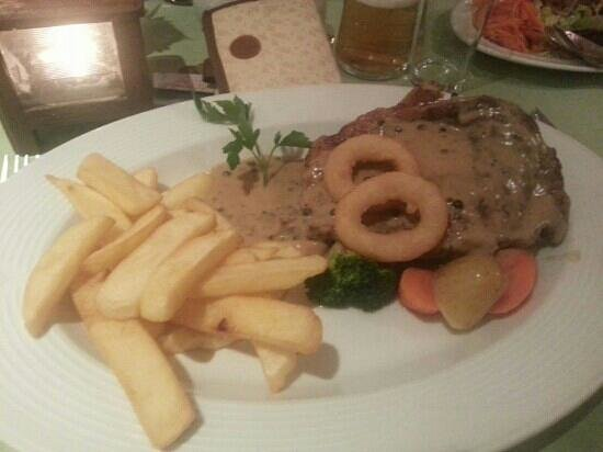 Imge:                   so tasty (steak and chips)