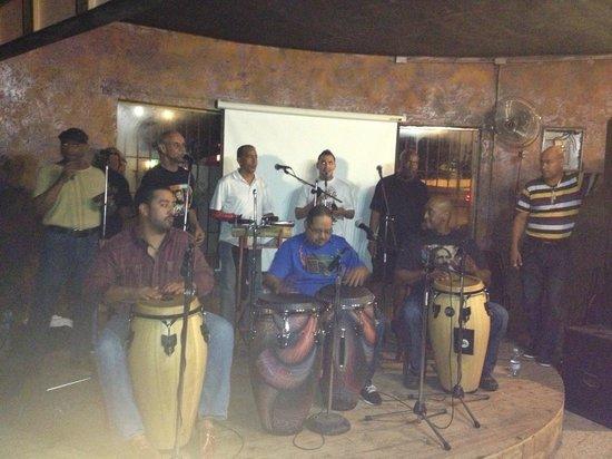 Rhumba at Ache