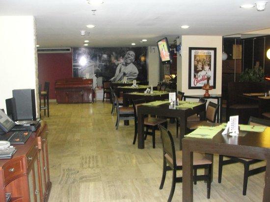 Hotel Los Leones:                   Restaurante del hotel
