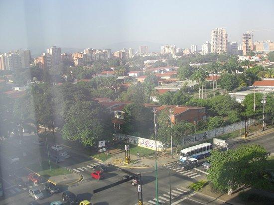 Hotel Los Leones:                   Vista a la ciudad