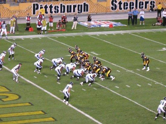 Heinz Field: The Steelers