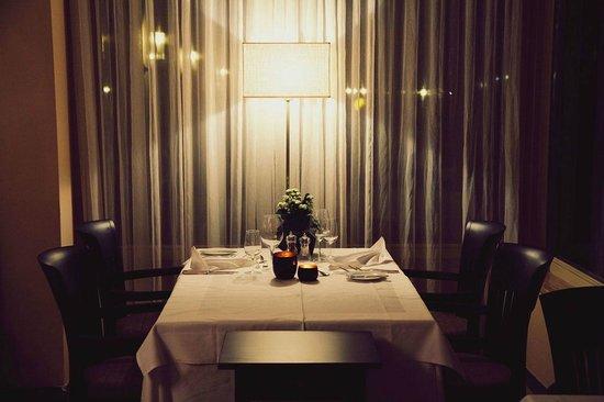 Miramonti Boutique Hotel: Restaurant Klassik