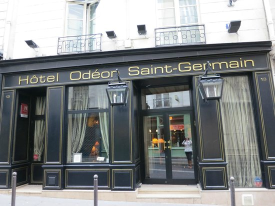 Hotel Odeon Saint-Germain: Entrance