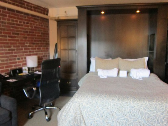Hotel des Coutellier: Notre chambre