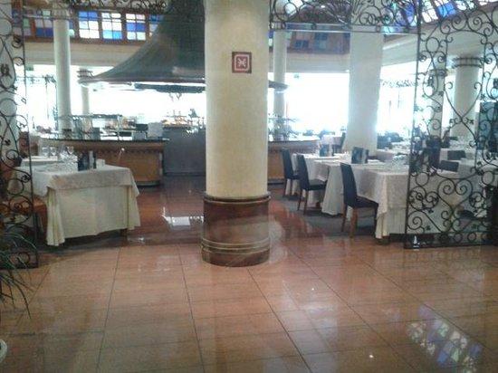 Cordial Mogan Playa:                   vue du restaurant principal