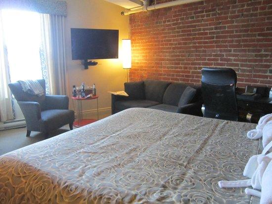 Hotel des Coutellier: La chambre