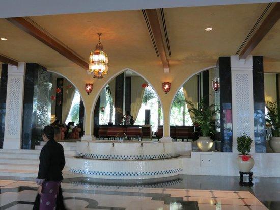 Hotel Istana Kuala Lumpur City Centre:                   Foyer