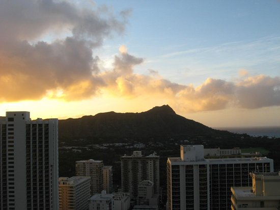 Aston Waikiki Beach Tower: Spectacular Views